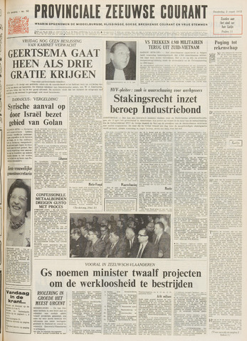 Provinciale Zeeuwse Courant 1972-03-02