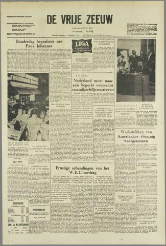 de Vrije Zeeuw 1963-06-05