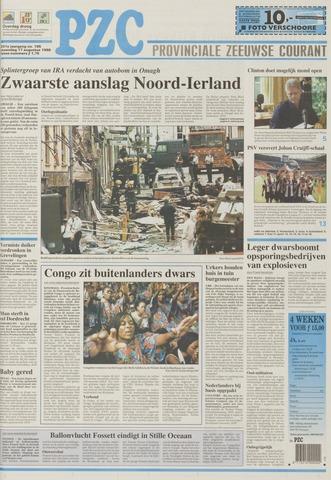 Provinciale Zeeuwse Courant 1998-08-17