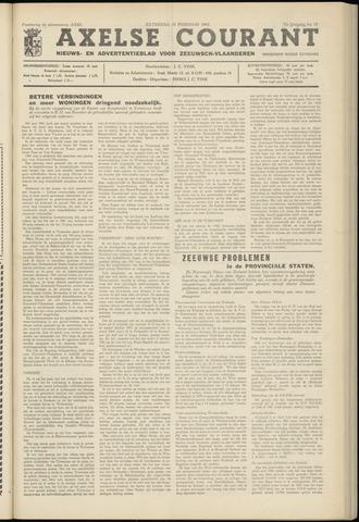 Axelsche Courant 1962-02-10