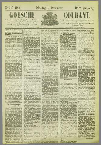 Goessche Courant 1913-12-09