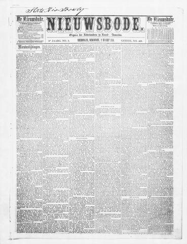 Sheboygan Nieuwsbode 1858-03-02