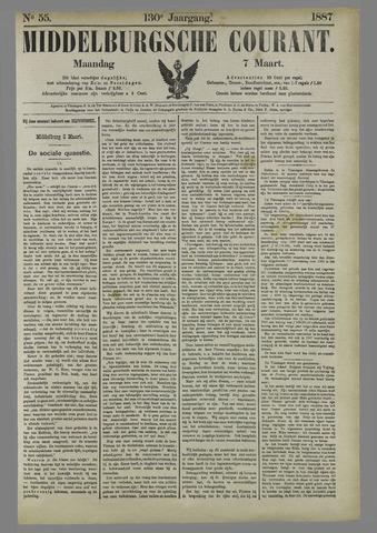 Middelburgsche Courant 1887-03-07