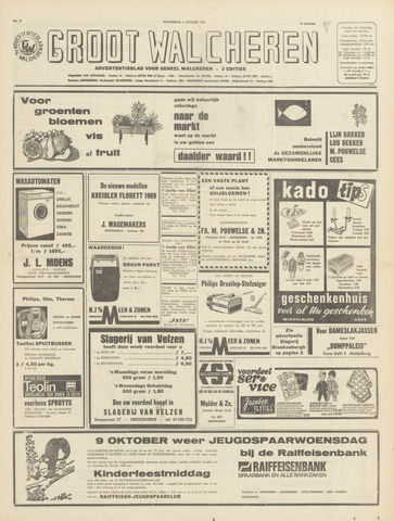 Groot Walcheren 1968-10-03