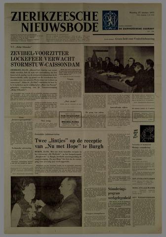 Zierikzeesche Nieuwsbode 1975-10-27