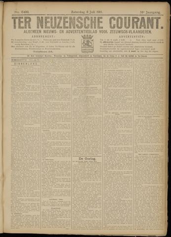 Ter Neuzensche Courant. Algemeen Nieuws- en Advertentieblad voor Zeeuwsch-Vlaanderen / Neuzensche Courant ... (idem) / (Algemeen) nieuws en advertentieblad voor Zeeuwsch-Vlaanderen 1916-07-08