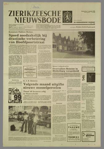 Zierikzeesche Nieuwsbode 1982-08-05
