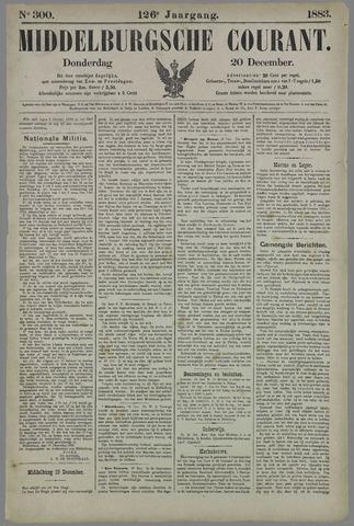 Middelburgsche Courant 1883-12-20