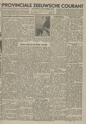 Provinciale Zeeuwse Courant 1943-10-23