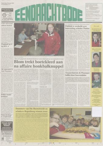 Eendrachtbode (1945-heden)/Mededeelingenblad voor het eiland Tholen (1944/45) 2010-02-04