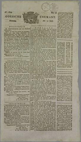 Goessche Courant 1824-07-19