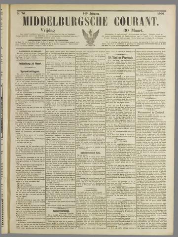 Middelburgsche Courant 1906-03-30