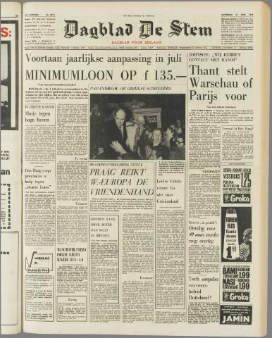 de Stem 1968-04-25