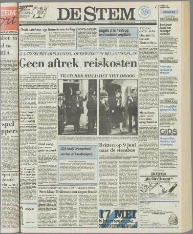 de Stem 1983-05-10