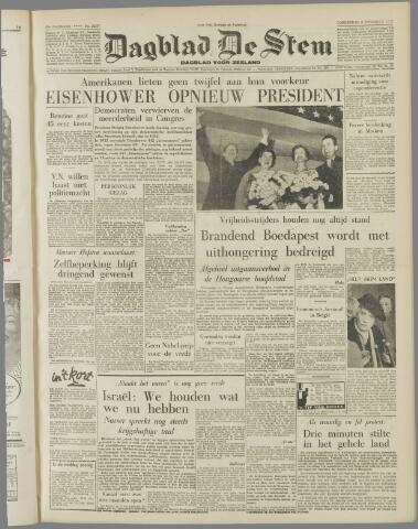 de Stem 1956-11-08