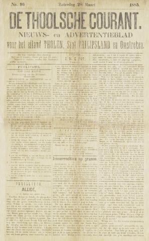 Ierseksche en Thoolsche Courant 1885-03-28