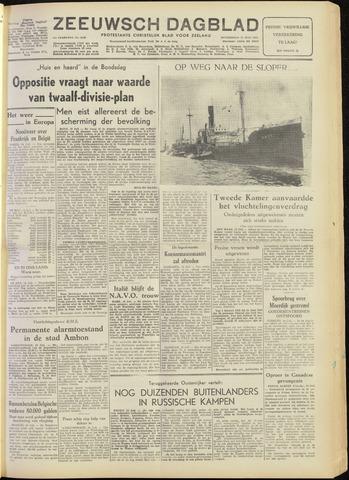 Zeeuwsch Dagblad 1955-07-14
