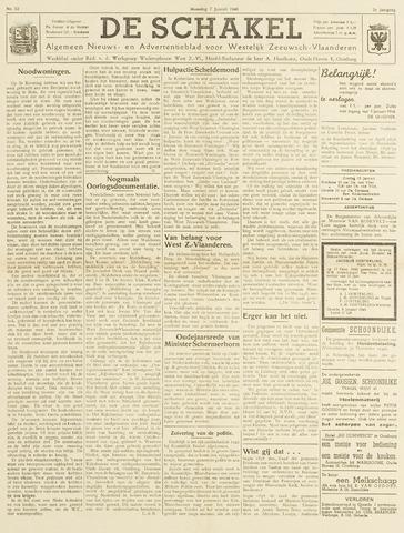 De Schakel 1946-01-07