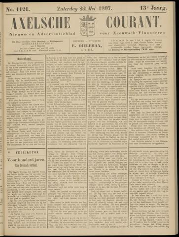 Axelsche Courant 1897-05-22