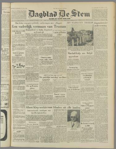 de Stem 1951-04-10