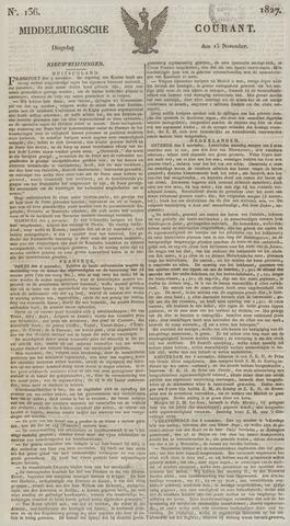Middelburgsche Courant 1827-11-13
