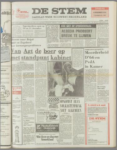 de Stem 1979-12-04