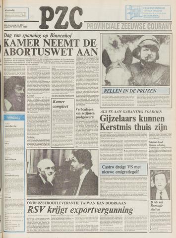 Provinciale Zeeuwse Courant 1980-12-19