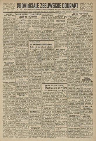 Provinciale Zeeuwse Courant 1945-12-04