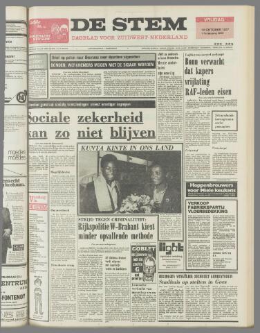 de Stem 1977-10-14