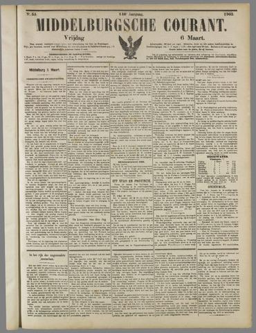 Middelburgsche Courant 1903-03-06