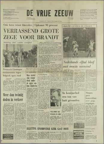 de Vrije Zeeuw 1972-11-20