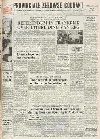 Provinciale Zeeuwse Courant 1972-03-17