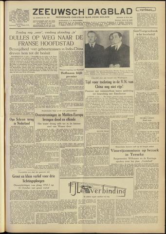 Zeeuwsch Dagblad 1954-07-13
