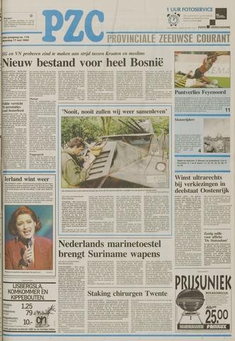 Provinciale Zeeuwse Courant 1993-05-17