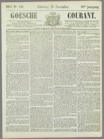 Goessche Courant 1893-11-25