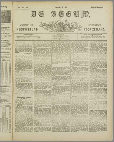 De Zeeuw. Christelijk-historisch nieuwsblad voor Zeeland 1898-05-07