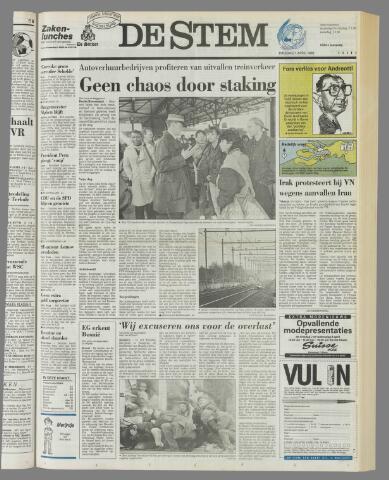 de Stem 1992-04-07