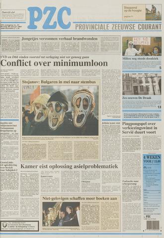 Provinciale Zeeuwse Courant 1997-01-28