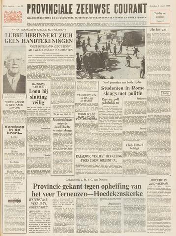 Provinciale Zeeuwse Courant 1968-03-02