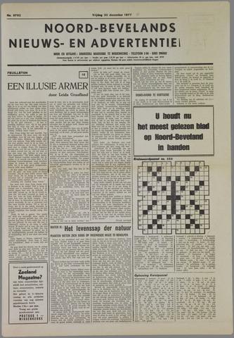 Noord-Bevelands Nieuws- en advertentieblad 1977-12-30