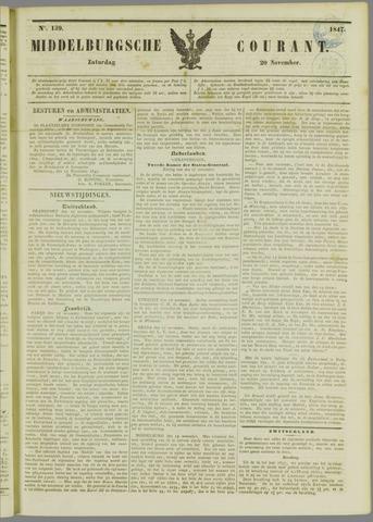 Middelburgsche Courant 1847-11-20