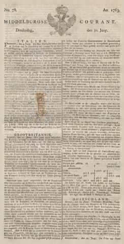 Middelburgsche Courant 1763-06-30
