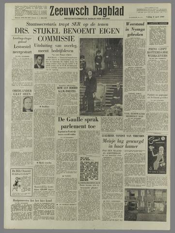 Zeeuwsch Dagblad 1960-04-08