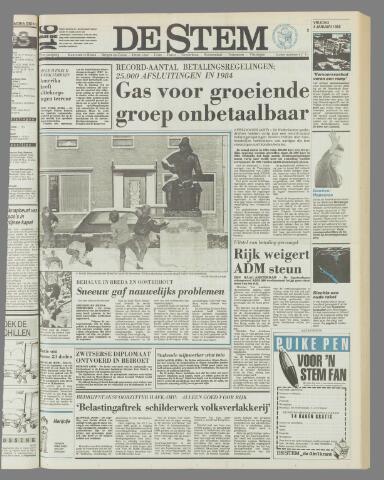 de Stem 1985-01-04
