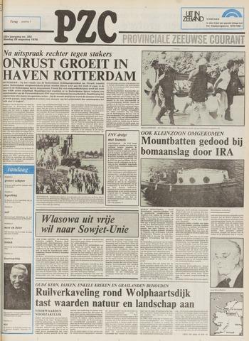 Provinciale Zeeuwse Courant 1979-08-28