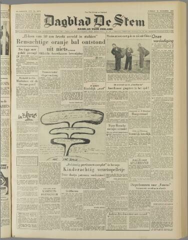 de Stem 1952-11-18