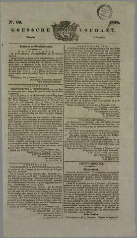 Goessche Courant 1836-11-07