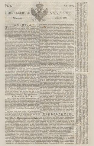 Middelburgsche Courant 1758-05-31
