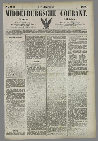 Middelburgsche Courant 1888-10-09