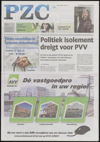 Provinciale Zeeuwse Courant 2014-03-22